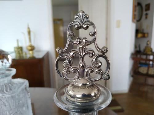 cristal de bohemia licorera