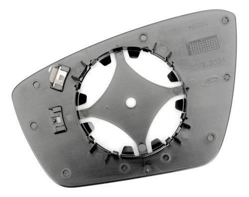 cristal de espejo retrovisor exterior -l.d.- ford ka 17/19