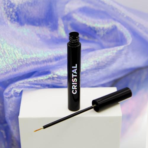 cristal delineador gel glitter