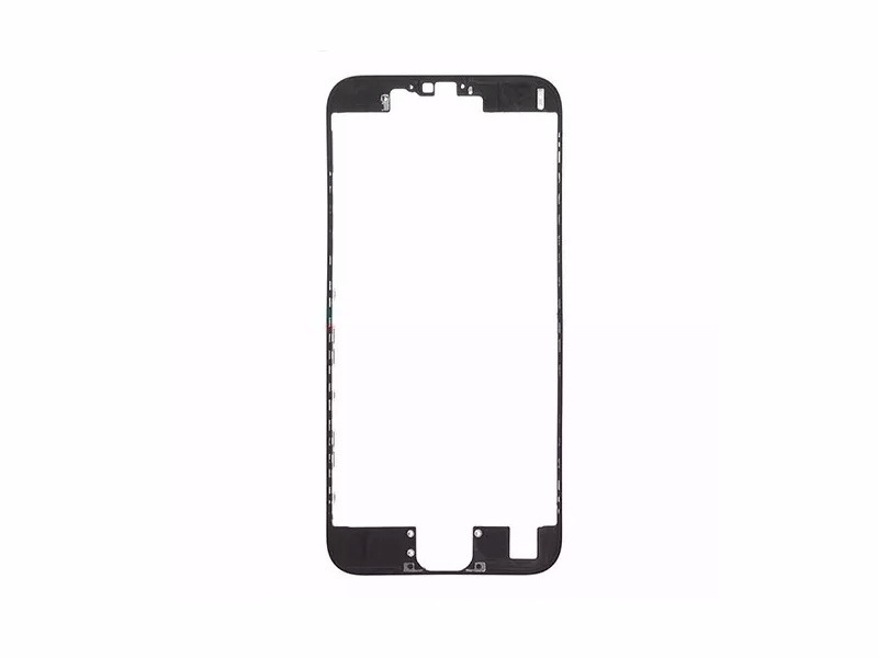 Cristal Frontal / Oca / Marco Para Iphone 7 Plus Negro Kit ...