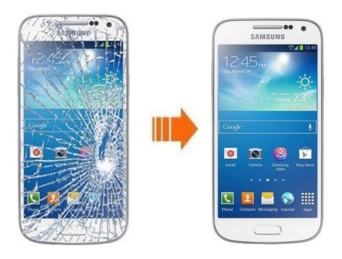 Cristal Frontal Samsung Galaxy S4 Mini I9190 I9195