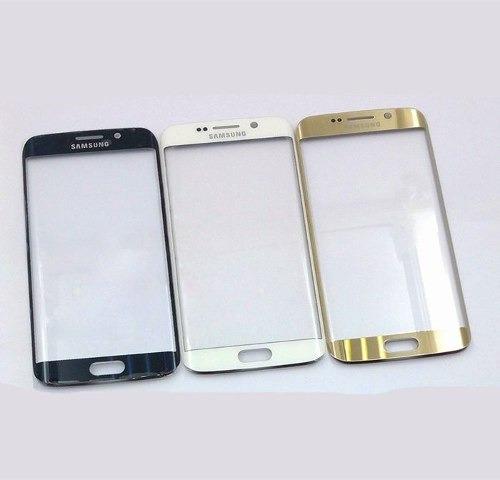 f8113bc078d Cristal Gorilla Glass Samsung Galaxy S6 Edge G925 A/ B/ D - $ 288.00 en  Mercado Libre