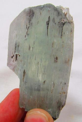 cristal kunzita verde azul envió gratis cuarzo sanación