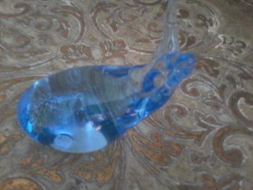 cristal murano  delfin