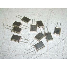 Cristal Oscilador 10.00 Mhz 20pçs