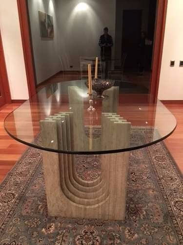 Cristal Para Mesa Comedor 1.90 X 1.10 Y 15mm De Espesor - $ 100.000 ...