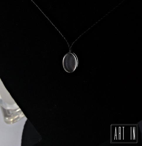 cristal pedra colar gargantilha hippie masculino e feminino
