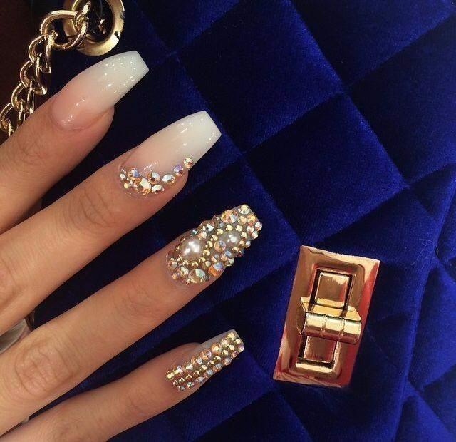 Cristal Piedras Mc Nails Uñas 5 Tamaños 101216 20 Y 40