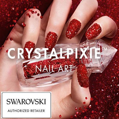 cristal pixie edge swarovski uñas decoración 100% original