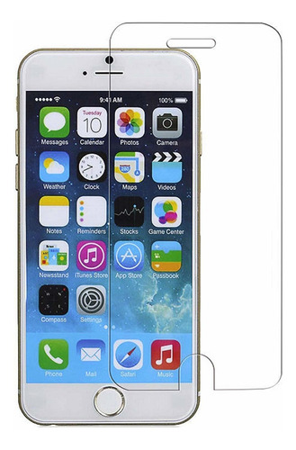 cristal protector de pantalla para iphone 6 4.7