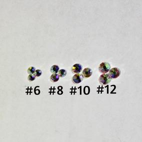47be96dc937e Cristal Swarovsky 1440 Piedras 4 Tamaños. Decoración Uñas.