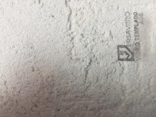 cristal templado 3metros por 1.85 metros 9mm ersavitro ags