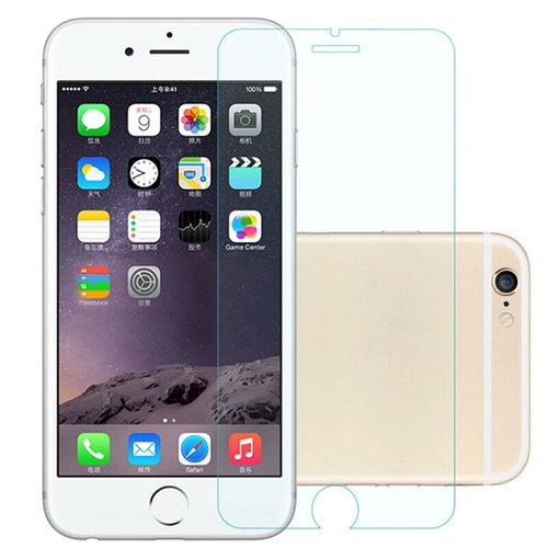 cristal templado iphone 6 mica protectora
