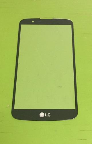 cristal touch lg q10 k410 blanco negro oro envio gratis