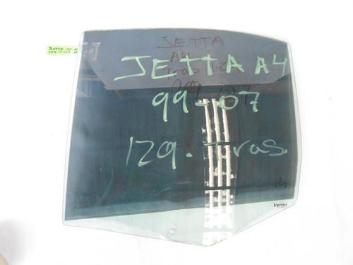 cristal trasero izquierdo de jetta a4 1999 al 2007 original