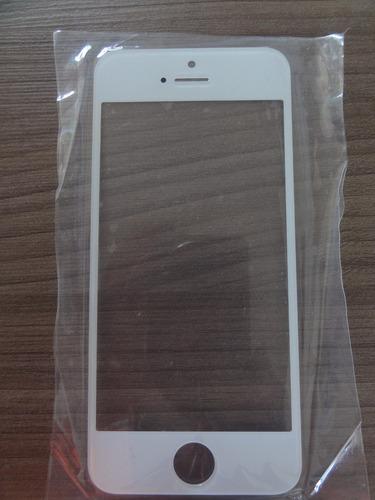 cristal vidrio repuesto original iphone 6 blanco + obsequio