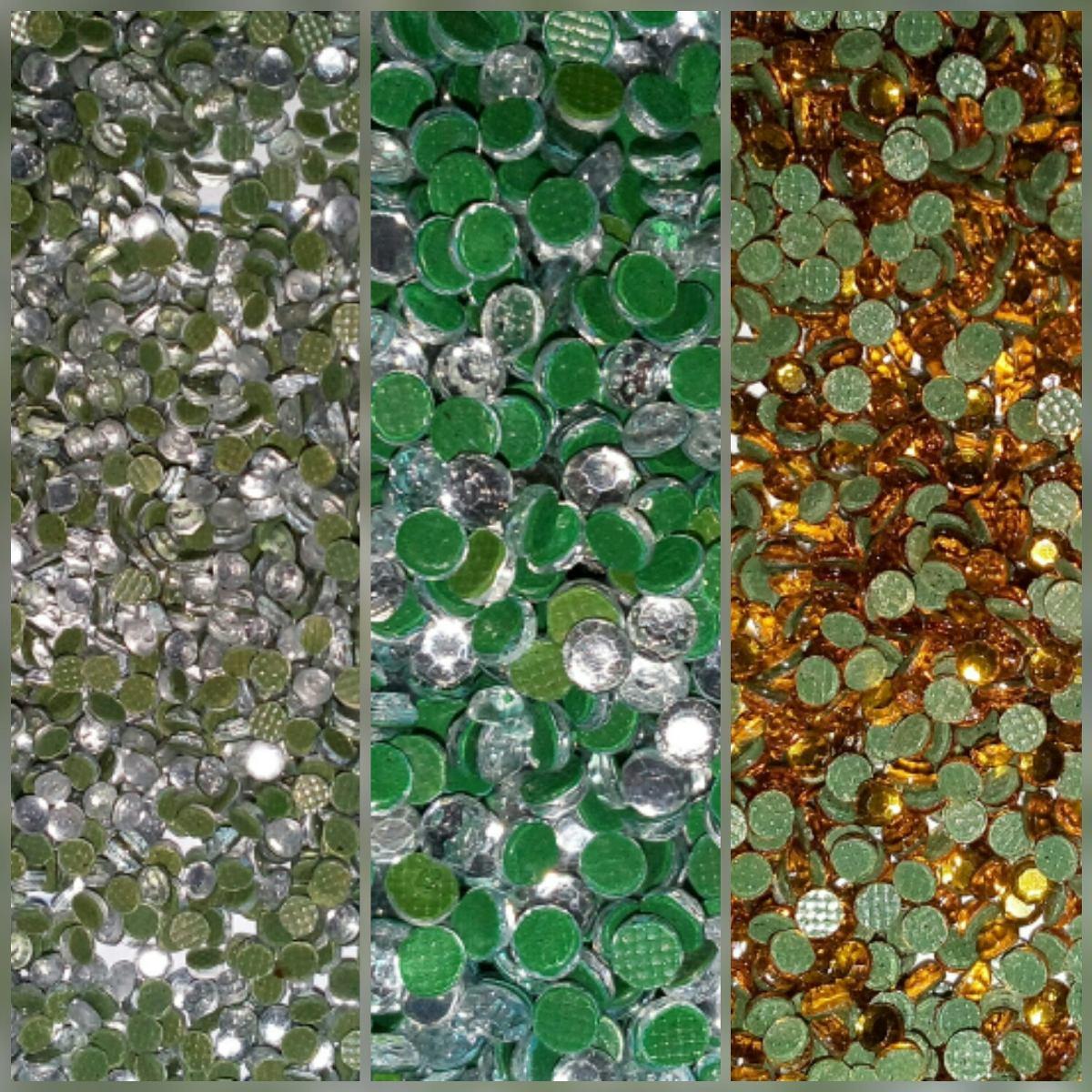 Cristales Acrílicos Para Decoraciones De Tus Uñas - Bs. 200.000,00 ...
