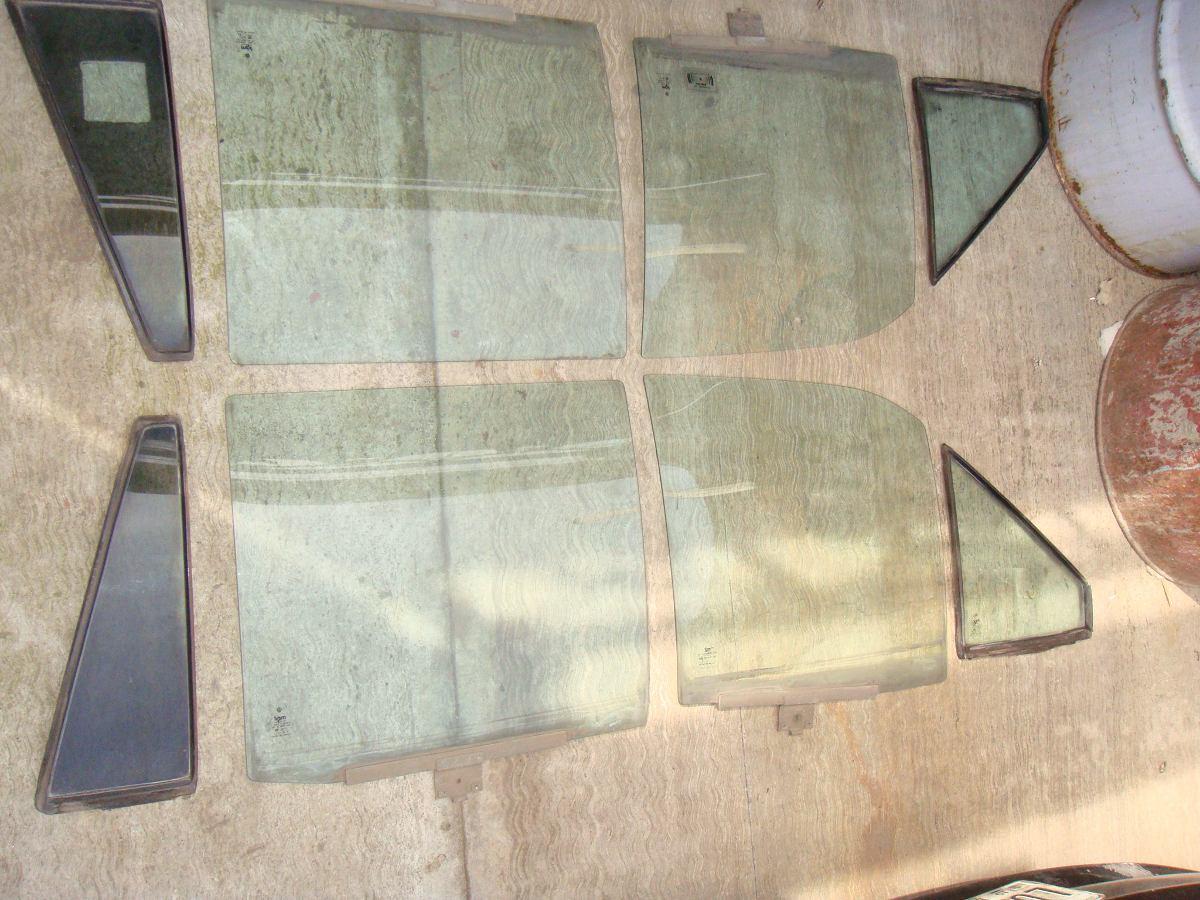 Cristales de puerta vw corsar partes originales tintex for Pateres originales