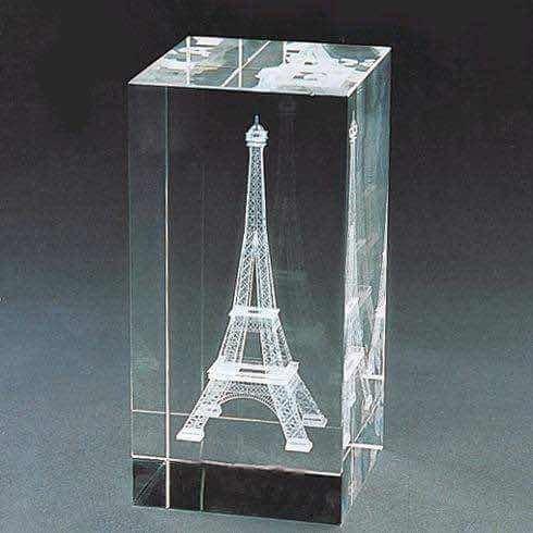 cristales grabados en 3d y 2d para reconocimientos, regalos.