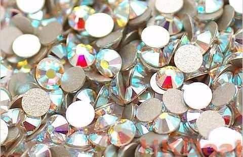 cristales o strass para decorar uas mallas bikinis etc