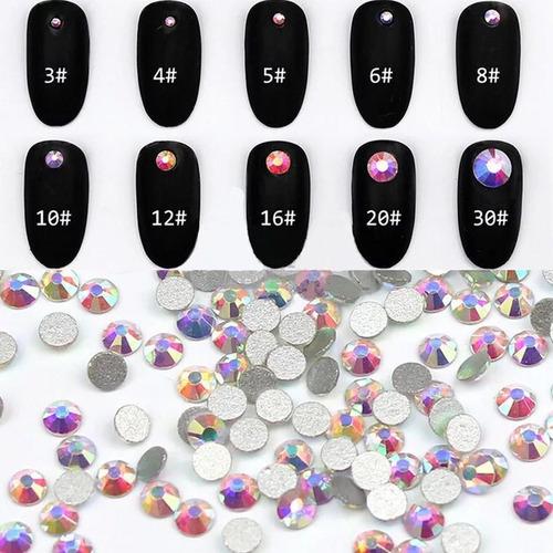 cristales swarovski sharoski paquete 1440 und #3,#4 #6 #8