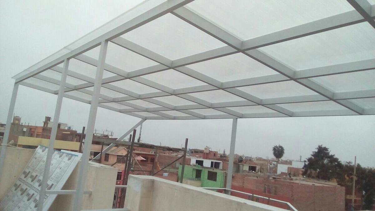 Cristales ventanas mamparas aluminio techos de - Cristales para techos ...