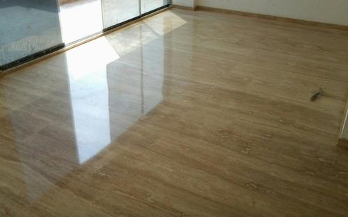 cristalizado de pisos mármol, granito vaciado.