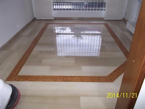 cristalizado y pulido de pisos de marmol sin levantar polvo