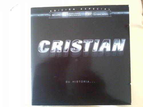 cristian - su historia grandes exitos