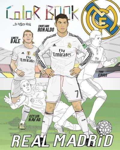 Cristiano Ronaldo Gareth Bale Y Real Madrid Libro De 59900 En