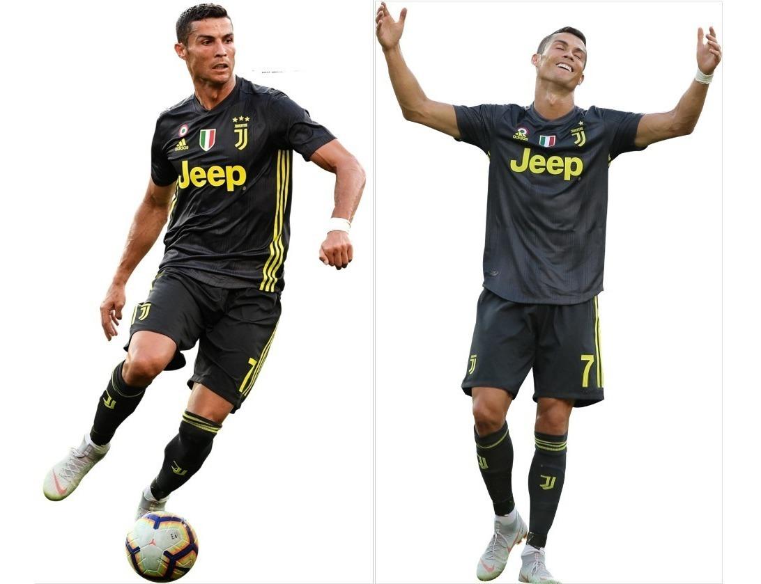 best sneakers 7ea35 9497e Cristiano Ronaldo Juventus - Kit 10 Display 20cm