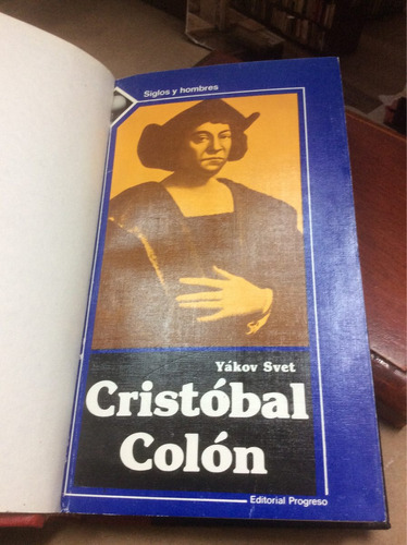 cristóbal colón - yakov svet