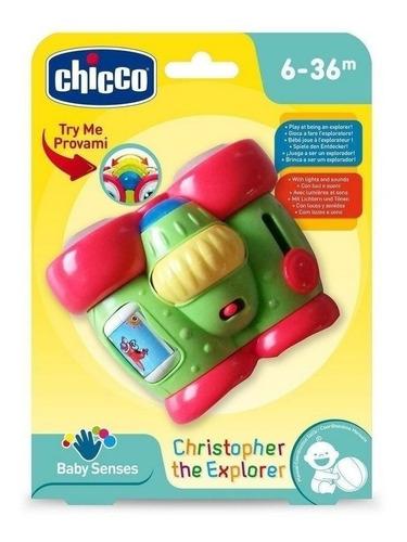 cristopher el explorer chicco-king baby - aj hogar