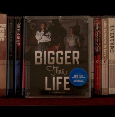 criterion - bigger than life (bluray) - nicholas ray