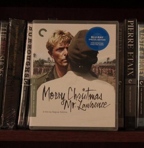 criterion - merry christmas mr. lawrence (bluray) - oshima