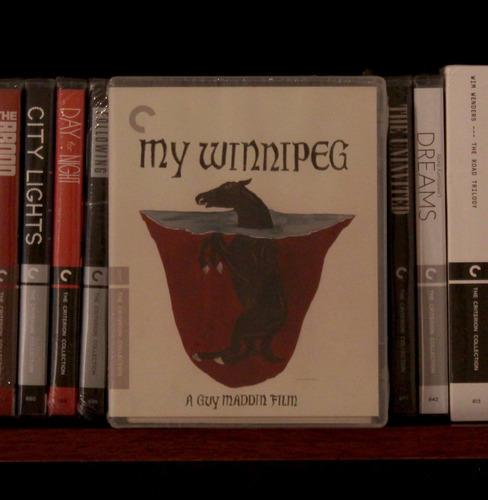 criterion - my winnipeg (bluray) - guy maddin
