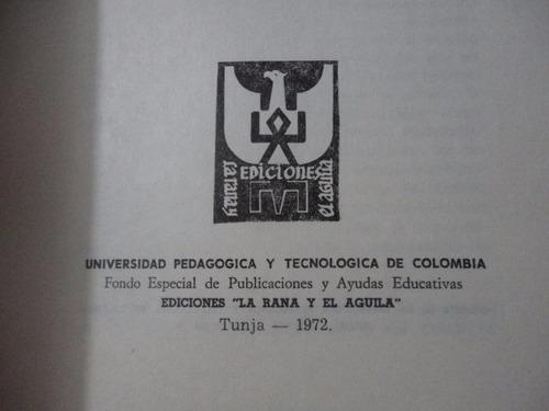 critica y polemica jorge cardenas garcia tunja 1972 b238