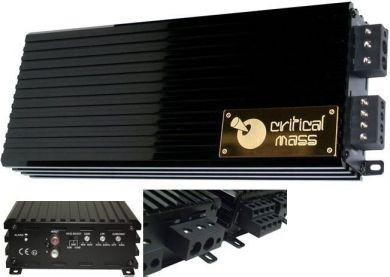 critical mass ula800v2- the perfect subwoofer amplifier!