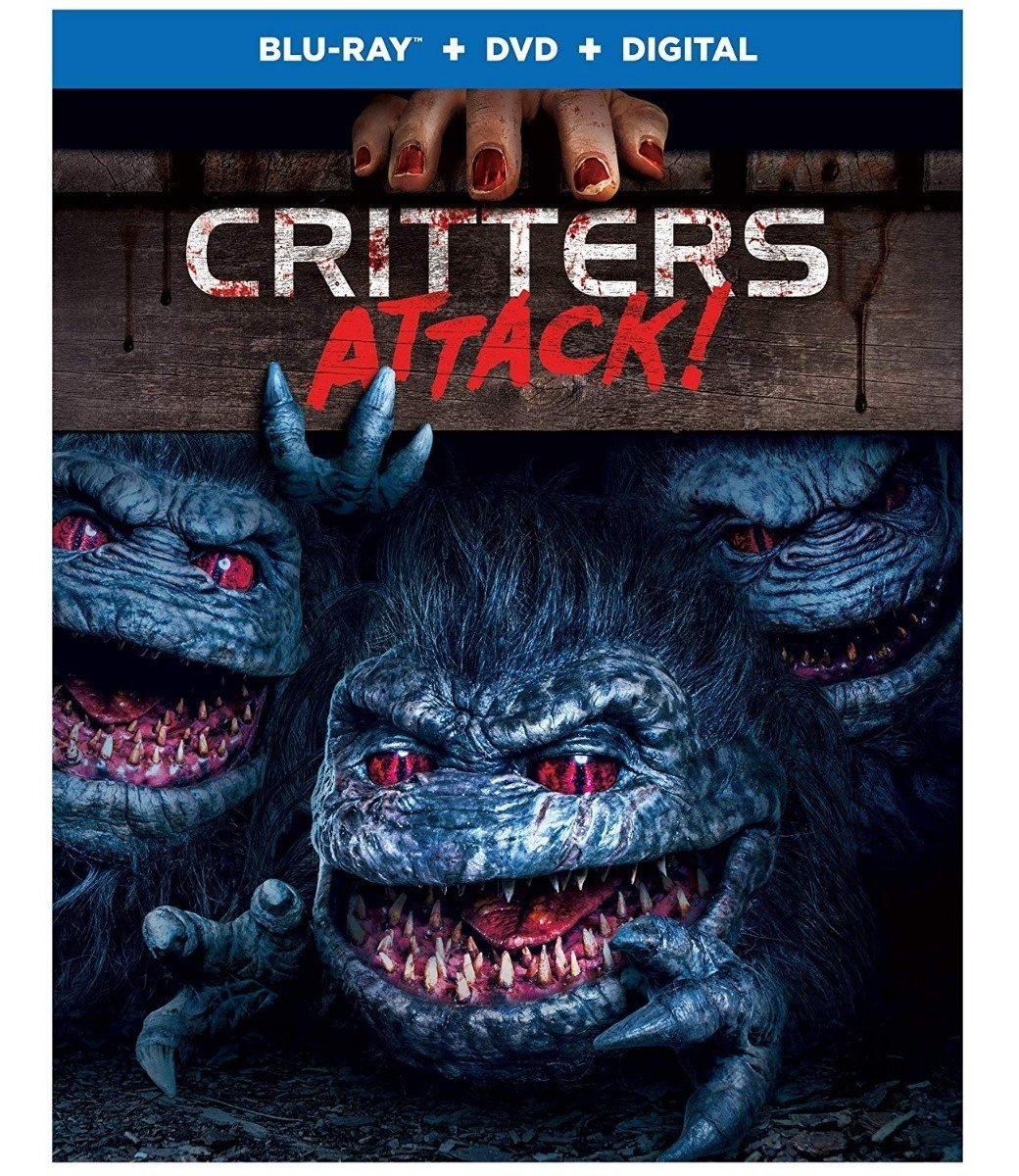 Critters Attack! (2019) | DVDRip Latino HD GoogleDrive 1 Link