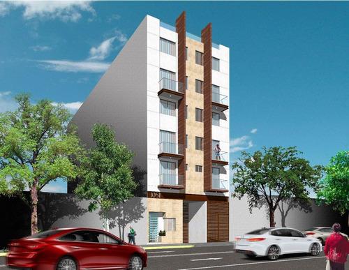 (crm-1-1201)  departamento en venta nuevo en la col. del valle centro.