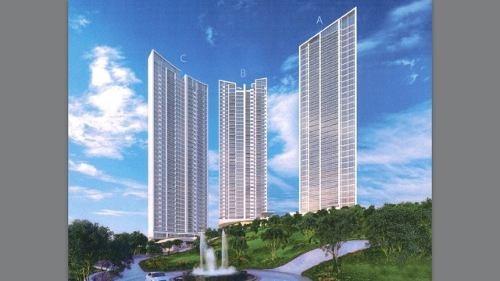 (crm-1355-940)  departamento bosque real towers (d/v)  290