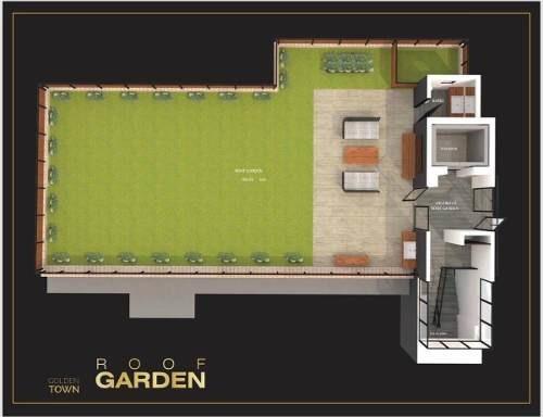 (crm-136-2667)  garden, golden town, tecamachalco