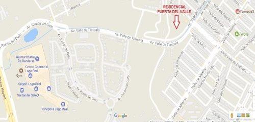(crm-1399-278)  departamentos por rincón del cielo - residencial puerta del valle