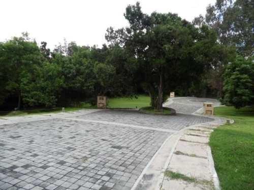 (crm-1404-119)  venta de terrenos en hermoso entorno verde! dentro de exclusiva privad