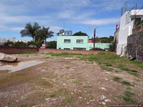 (crm-1404-1622)  terreno con opción a tipo comercial / residencial plano sobre calle tt