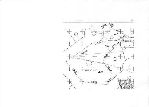 (crm-1404-2054)  venta de terreno sobre fracc. en calzada de los reyes, clave tt785