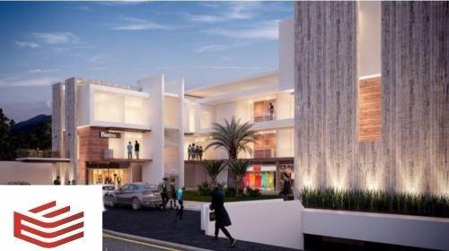 (crm-1404-2065)  venta/renta de locales en plaza sobre avenida col. tlaltenango