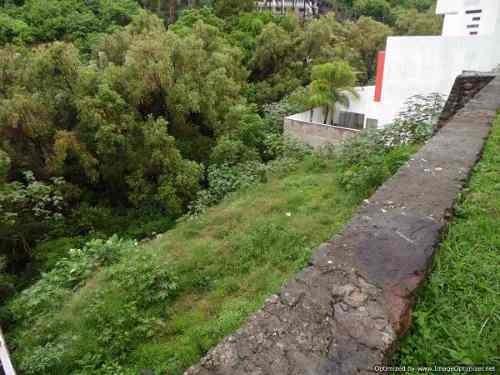 (crm-1404-2325)  terreno en desnivel con hermosas vistas! tzompantle clave tt652