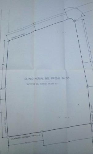 (crm-1404-2414)  se vende terreno de 4,853 m2 planos dentro de fraccionamiento con vigi