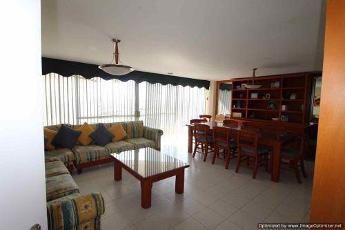 (crm-1404-2754)  se vende departamento panorámico dentro de exclusivo conjunto residenc